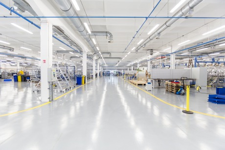 RUAG develops a new production site in Hungary