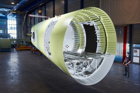 RUAG Aerostructures: Fuselage structures for the successful A320